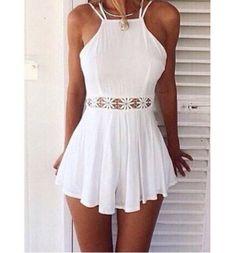 Sexy suspenders Lace Mini Dress #AD33105