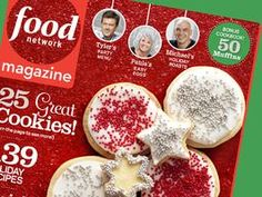 Get all the recipes featured in the December issue of Food Network Magazine. #FNMag