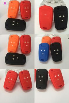 [Visit to Buy] silicone car key case protection covers for Opel Mokka Astra Corsa Antara Meriva Zafira Insignia key case for Opel car styling #Advertisement