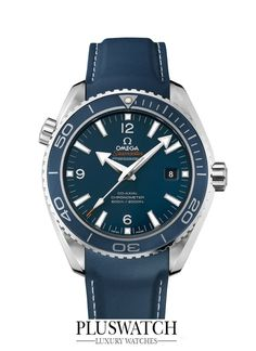 Omega Seamaster Planet Ocean ad: AU$7,414 Omega PLANET OCEAN 600 M OMEGA CO-AXIAL 45,5 MM Ref. No. 232.92.46.21.03.001; Titanium; Automatic; Condition 0 (unworn); Year OVER THAN 1700 TR