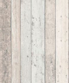Wood panelling (8550-39) - Albany Wallpapers - A richly detailed Scandinavian panelled wood effect design - with the look of distressed and faded wood.