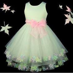 Resultado de imagen para vestido para niña de fiesta cortos