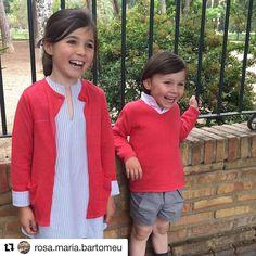 "68 Me gusta, 2 comentarios - ANNICE (@annice_for_kids) en Instagram: ""Proud grandmother:) Gràcies @rosa.maria.bartomeu #annice #annice_for_kids #summer #spring…"""