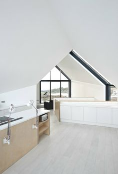 HOUSE AT CAMUSDARACH SANDS by Raw Architecture Workshop (Graeme Laughlan) - Aboyne, 2013