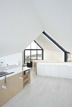 HOUSE AT CAMUSDARACH SANDS by Raw Architecture Workshop (Graeme Laughlan) - Aboyne, 2013