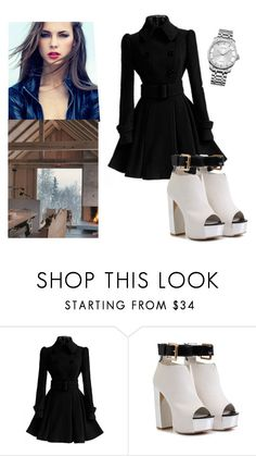 """Untitled #97"" by chox154 ❤ liked on Polyvore featuring Calvin Klein"