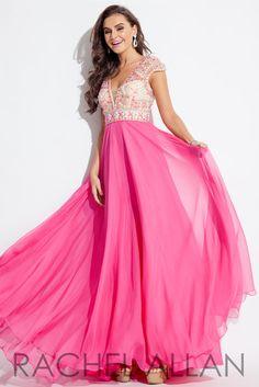 Rachel Allan Prom 7139 Rachel ALLAN Long Prom The Ultimate Womans Apparel