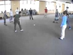 ▶ Guard The Roll -- Duct Tape Teambuilding Game - YouTube
