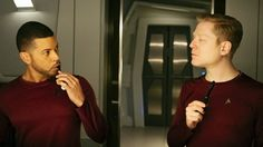 Star Trek: Discovery: Anthony Rapp on Relationships Curse Words and Dental Hygiene