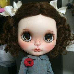 Ran's Custom Blythe Doll