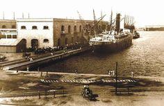 Fotos Del Puerto De Veracruz | ... del siglo pasado y en las salsa de arriba, fotografía de principios