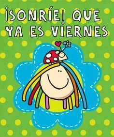 Adoro los viernes!!!!