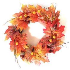 Autumn Wreath . . .