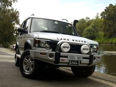 2003 Land Rover Discover II