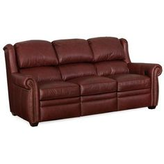 Bradington-Young Discovery Reclining Sofa Finish: Casablanca, Upholstery: 907000-88