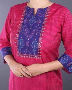 Beğendim elbse Neck Designs For Suits, Dress Neck Designs, Designs For Dresses, Sleeve Designs, Blouse Designs, Churidar Neck Designs, Salwar Designs, Kurta Designs Women, Kurti Designs Party Wear