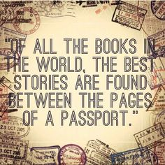 Nada mejor que viajar !