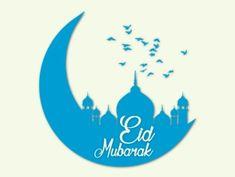 Eid Mubarak by Pixel Eid Mubarak Logo, Happy Eid Mubarak, Eid Al Fitr, Facebook Profile Picture, Islamic Art, The Creator, Logos, Logo