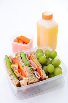 Ten Ways to Add Fruits & Veggies to Your Child's Lunch Box   Produce For Kids   Healthy Eating For Kids   Nutrition For You And Your Family