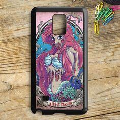 The Zombie Mermaid Princess Samsung Galaxy Note 5 Case | armeyla.com