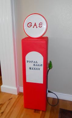 DIY Gas Pump