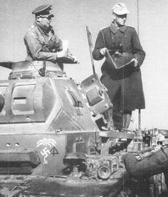 "Field Marshal Erwin Rommel (also known as ""the Desert Fox"") the leader of the Afrika Korps Panzer Iii, Afrika Corps, North African Campaign, Erwin Rommel, German Soldiers Ww2, Ww2 History, World War Two, Wwii, Germany"
