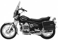 #bikes #motorbikes #motorcycles #motos #motocicletas MotoGuzzi ...