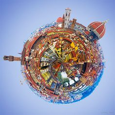 Little Planet Photos: 5 Simple Steps to Making Panorama Worlds | Photography Mad