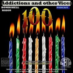 #today 11:00AM-1:00PM Addictions 100 we've just recently passed our 300th but here's a #listen back to #throwback #100 #indie #radioshow #nowplaying Bombshell Radio.com #indieradio #indiepop #indierock #alrernative Wow! We have reached our hundredth episode since joining the Audioburger family last March. March 30 2013. We've had our share of ups and downs I'm very proud of these podcasts. Some more challenging than others. I've given up trying to determine which ones will bring in more…