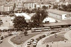 Eski Santral Garaj.