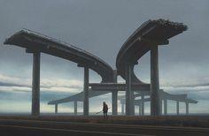 Der Künstler Yuri Shwedoff erschafft Werke vom Untergang der Menschheit | WIRED Germany