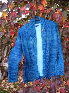 StrickRatte: Rosina  Herbst Jacke