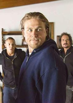 Sons of anarchy Jax teller, juice and Tig!
