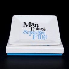 Coin Tray - Man Coinage and Pocket Fluff $19.95 - Keep that pocket fluff under control with this handy coin tray