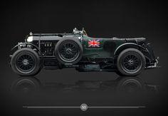 Bentley Blower. British legend.