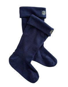 Joules null Mens Welly Sock, French Navy.                     For ultimate warmth and comfort, pull these on before your wellies. Trust us there's no warmer way of trudging through the sludge.#joules #christmas #wishlist