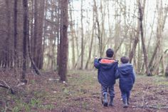 woodland photography, toddler, lifestyle photoshoot, family photography, boys, brothers, walking, canon, 50mm