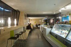 Leggenada Ice Cream and Yogurt Parlour by SO Architecture