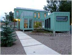 Soft Arquitetura : Casa container: construção de baixo custo!