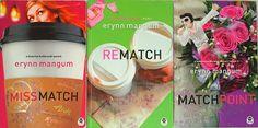 Erynn Mangum's Lauren Holbrook series- God, chocolate, coffee, and men. Instant win.