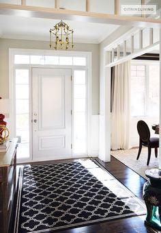 entryway-graphic-rug-open-concept