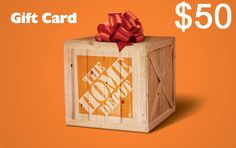 $50 Home Depot Gift Card Giveaway - Giveaway Promote