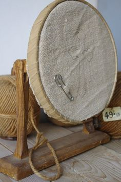 The antique and vintage sewing accessories are so much nicer than the made in China crap available now :(