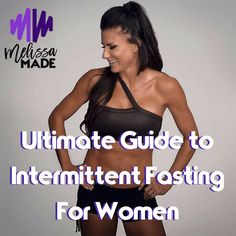Intermittent Fasting For Women Image