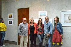 """Inauguración de la Exposición """"Renacer"""" TRIPLOS IV en la Facultad de Arte UNICEF"""