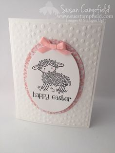Whip-it Wednesday: Sweet and Simple Easter Lamb