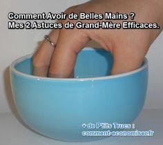 Suivez mes 2 conseils malins pour être parfaite jusqu'au bout des ongles sans dépenser un sous.  Découvrez l'astuce ici : http://www.comment-economiser.fr/comment-avoir-de-belles-mains-.html?utm_content=buffera39ed&utm_medium=social&utm_source=pinterest.com&utm_campaign=buffer
