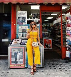 7 Ways to Wear Yellow for Summer