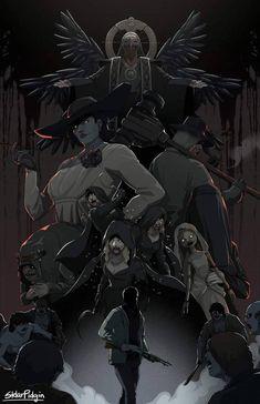 Tyrant Resident Evil, Resident Evil Franchise, Resident Evil Anime, Video Game Art, Video Games, Overwatch, Evil Art, Arte Cyberpunk, Fanart