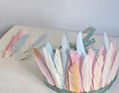 DIY : mon bandeau à plumes